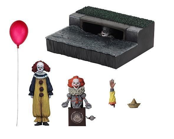 Neca - Stephen King's It 2017 - Accessory Pack for Action