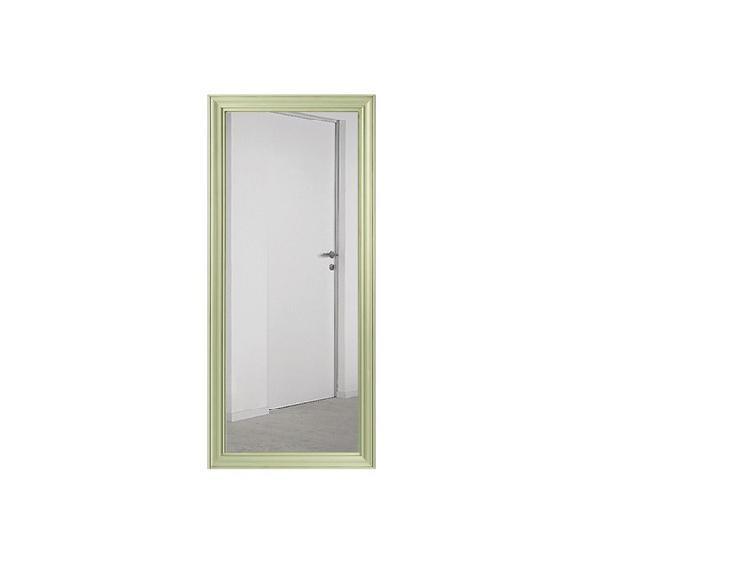 Specchio laccato anticato barausse 90x223