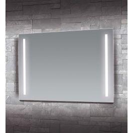 Specchio retroilluminato a led linea gemini 60x80 cm