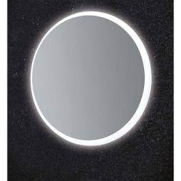 Specchio retroilluminato a led linea orione diam. 90 cm