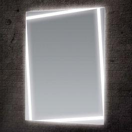 Specchio retroilluminato a led linea pegaso 70x90 cm