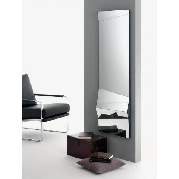 Specchio rettangolare bontempi casa illusion