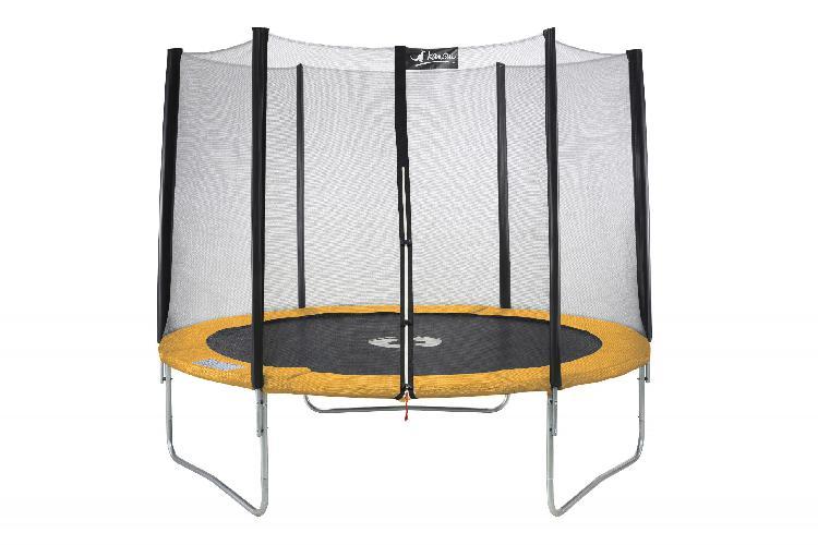 Trampolino 250 cm con protezione - centrigiochi e trampolini