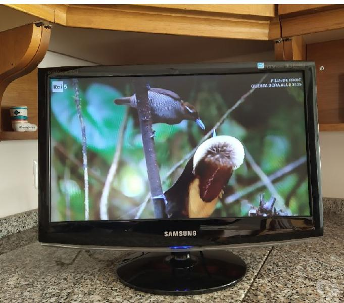 TV SAMSUNG 18 POLLICI Mod. LS19CFVKFEN Pistoia