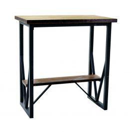 Tavolo bar legno rettangolare 100x60x105h cm