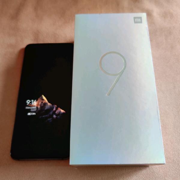 Xiaomi mi9 mi 9 6gb ram 128gb rom