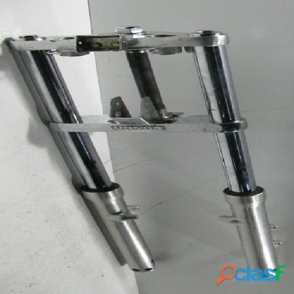 Honda VT600 Shadow Forcelle e piastre