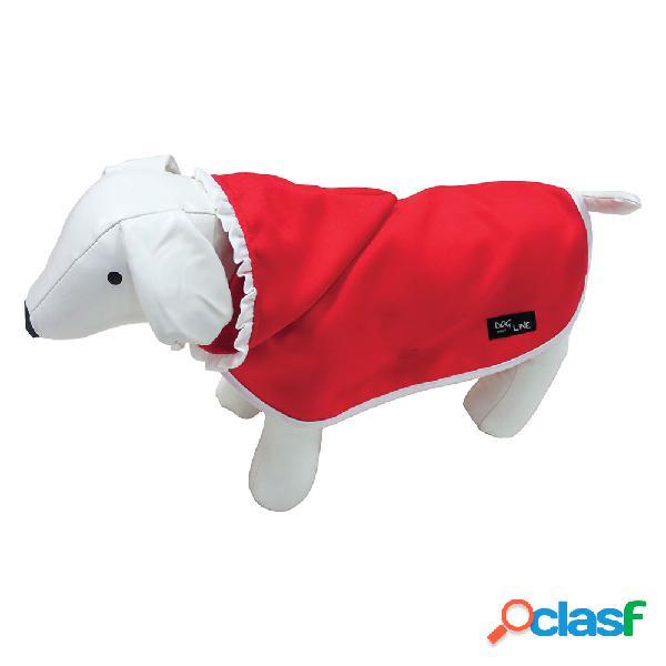 Dog line mantellina cappuccetto rosso tg. m