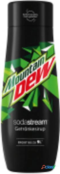Sodastream sciroppo mountain drew 440 ml