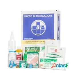 Kit di reintegro pronto soccorso - fino a 2 persone - pvs (unit vendita 1 pz.)