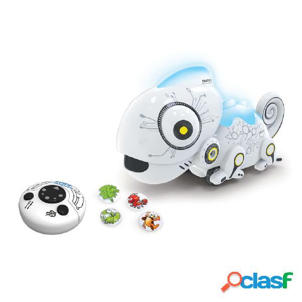 Silverlit robot giocattolo radiocomandato robo chameleon sl88538