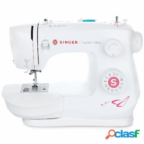 Singer macchina da cucire fashion mate bianco 3333