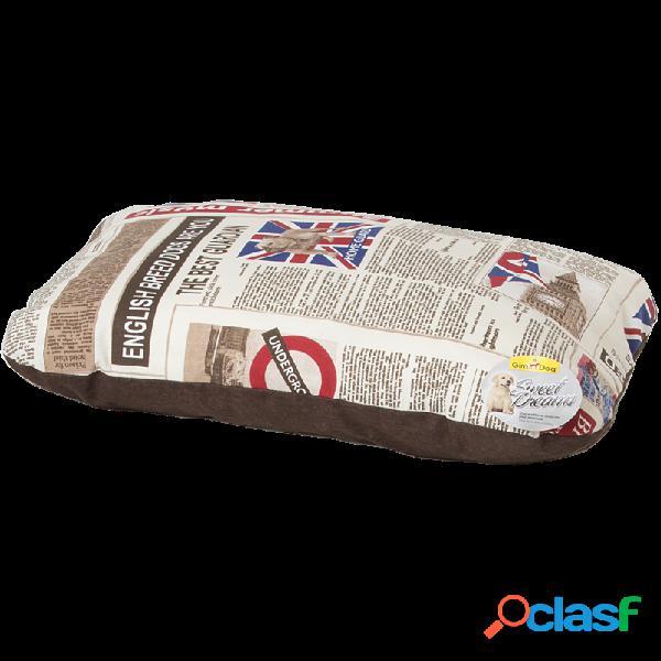 Gimborn - cuscino per cani e gatti daily misura cm 80x50 ultimi pezzi