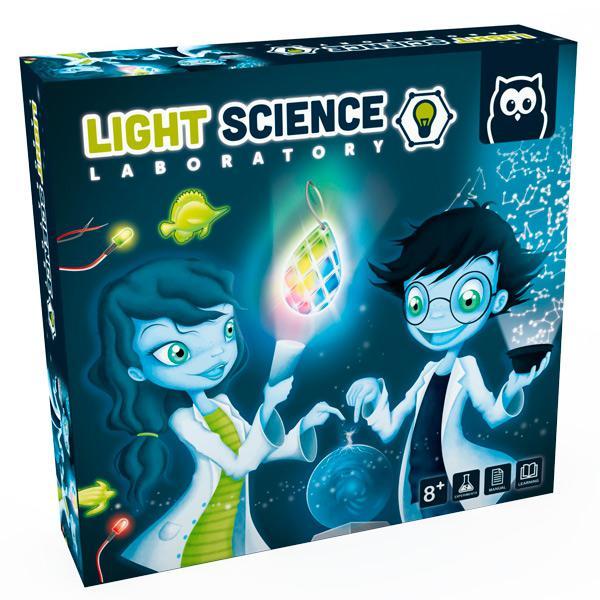 Light science laboratory