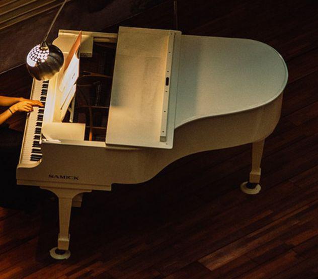 Pianista professionista a parma