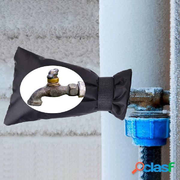 Copertura protettiva per rubinetto esterno copertura isolante pacchetto protezione antigelo invernale