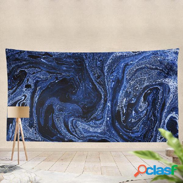 Abstract wind halo dyeing tapestry art home decoration soggiorno camera da letto decorazione