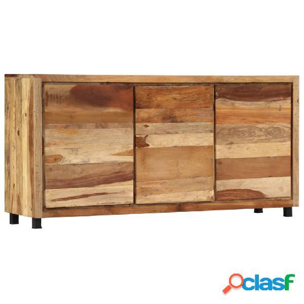 Vidaxl credenza 160x38x79 cm in legno massello di recupero