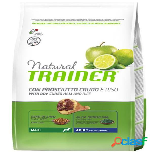 Trainer natural adult maxi prosciutto kg 12