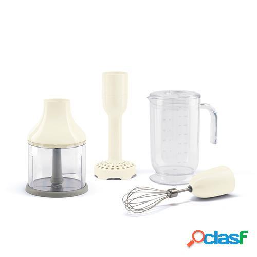 Set 4 accessori per frullatore immersione smeg panna