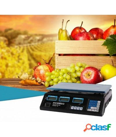 Bilancia elettronica digitale fino a 40 kg sgc-1