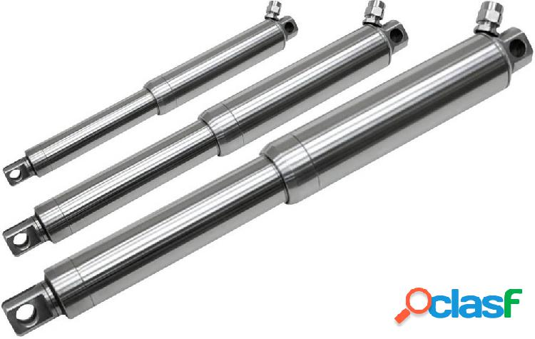 Drive-system europe cilindro elettrico lineare in acciaio inox dszy35-24-43-100-hs2-ip69k lunghezza corsa 100 mm 1 pz.