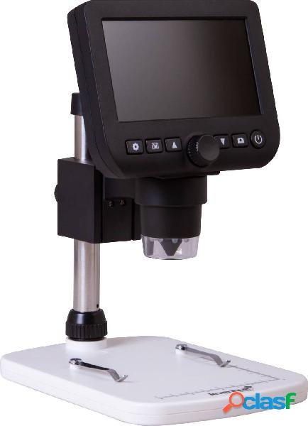 Levenhuk microscopio digitale luce riflessa