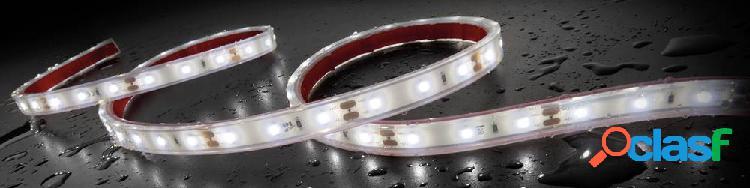 Staudte-hirsch striscia led, striscia led, luce led da interni 570031 sh-5.620 24 v led (monocolore) 24 v (l x l x a) 1 m x 12 mm x 5 mm