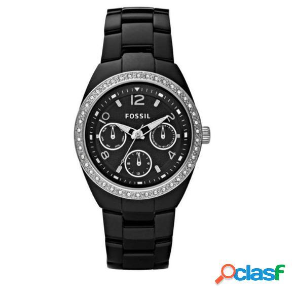 "Fossil orologio donna ""ceramic black"" mod. ce1043"