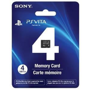 Playstation vita - memory card 16 gb