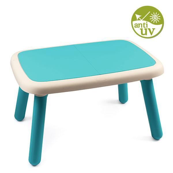 Tavolo per bambini azzurro di smoby
