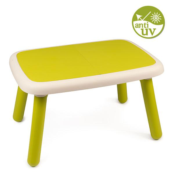 Tavolo per bambini verde di smoby