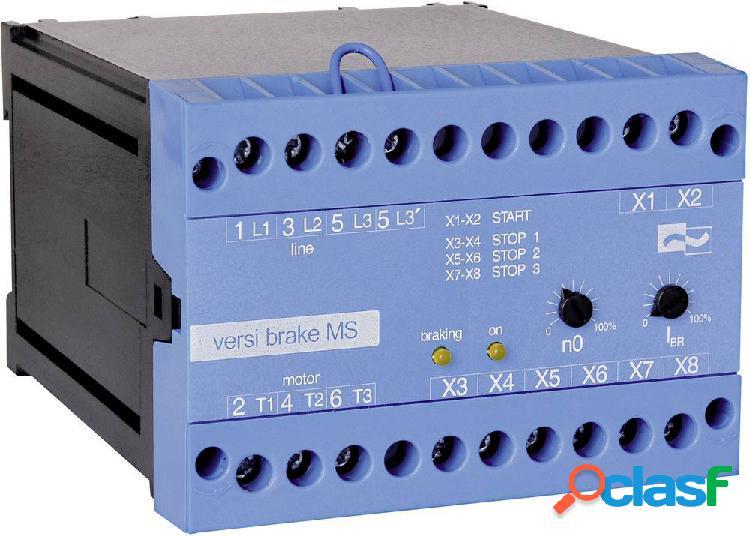 Avviatore soft starter peter electronic potenza motore a 230 v 1.5 kw corrente nominale 16 a vbms 230-1,5/20