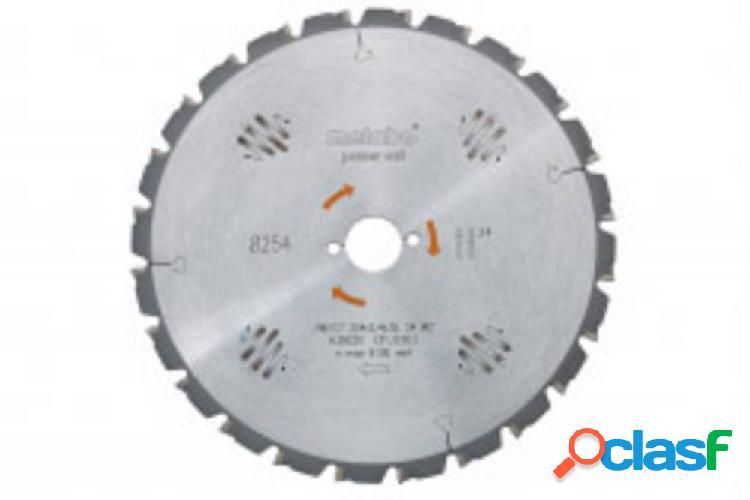 Metabo 628015000 lama circolare 315 mm 1 pz.