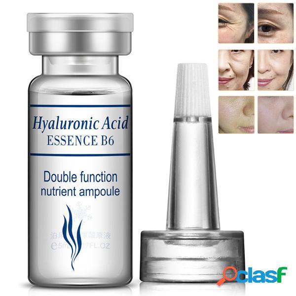 10 bottiglie / set di acido ialuronico essenza siero viso anti invecchiamento idratante riparazione cura della pelle
