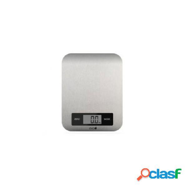 Bilancia digitale in acciaio inox kg 5