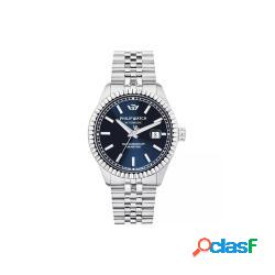 Philip watch r8223597017 uomo 41mm acciaio acciaio blu silver automatico 10atm - philip watch - r8223597017-c