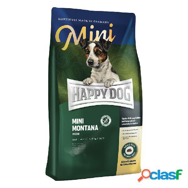 Happy dog mini montana cavallo e patate 1kg