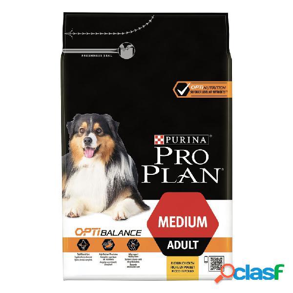 Pro plan optihealth adult medium 3 kg.