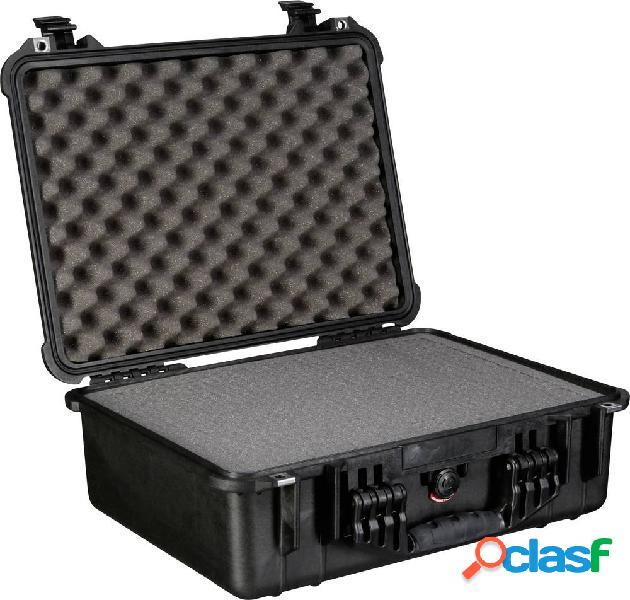 Peli valigetta rigida per fotocamera misura interna (lxaxp)=45.4 x 32.4 x 17.1 cm impermeabile
