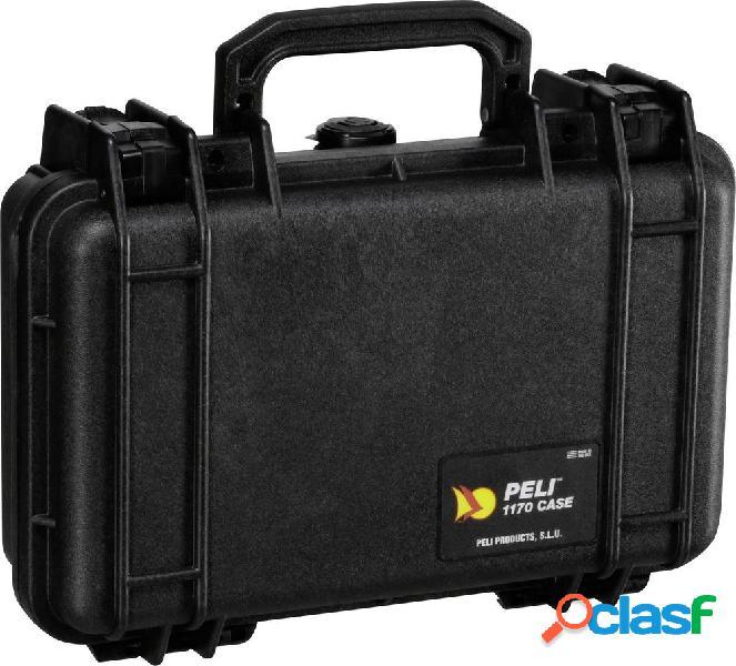 Peli valigetta rigida per fotocamera misura interna (lxaxp)=26.8 x 15.3 x 8 cm impermeabile