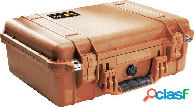 Peli valigetta rigida per fotocamera misura interna (lxaxp)=42.5 x 28.4 x 15.5 cm impermeabile