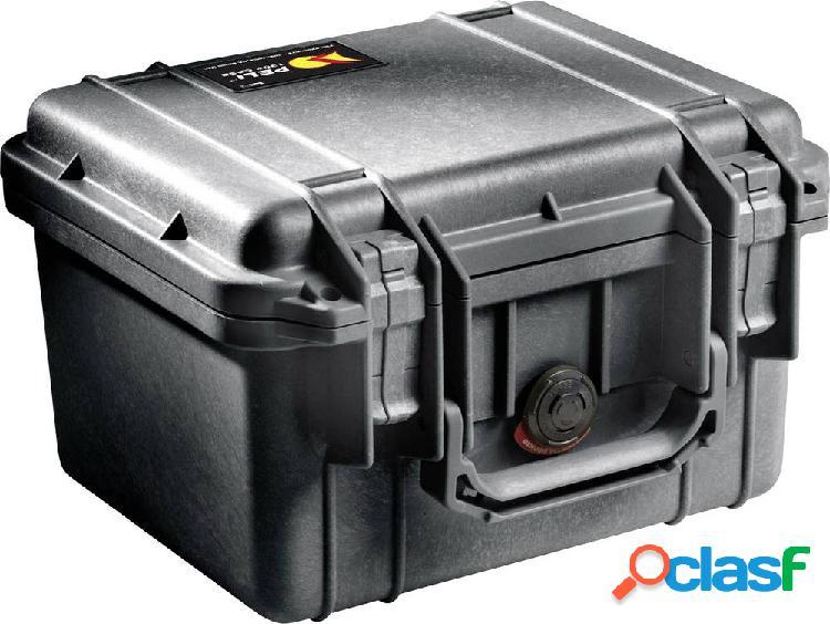 Peli valigetta rigida per fotocamera misura interna (lxaxp)=25.1 x 17.8 x 15.5 cm impermeabile