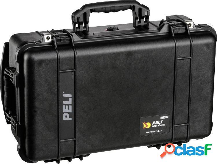 Peli valigetta rigida per fotocamera misura interna (lxaxp)=50.2 x 27.9 x 19.2 cm impermeabile