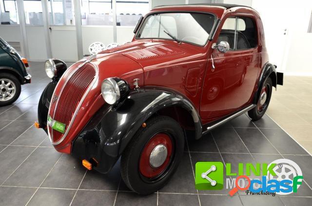 Fiat topolino benzina in vendita a trezzo sull'adda (milano)