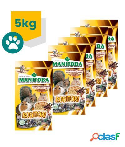 Manitoba mangime per roditori 5 kg