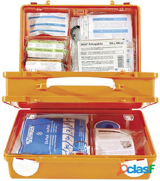 Söhngen 0301240 valigetta di pronto soccorso joker standard 13157 260 x 170 x 170 arancione