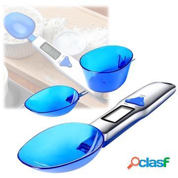 Cucchiaio misura digitale da cucina con display lcd