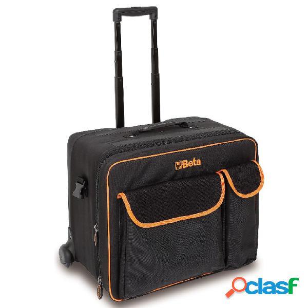 Beta tools valigetta trolley attrezzi c8 47x28x37 cm 021080000