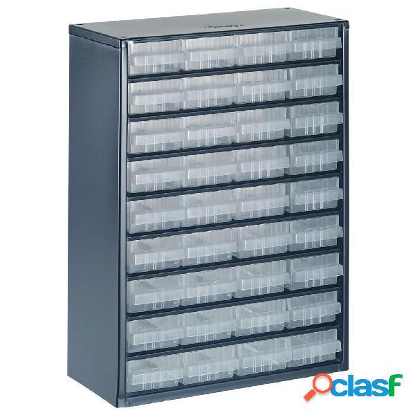 Raaco 137461 mobile 936-01 con 36 cassetti